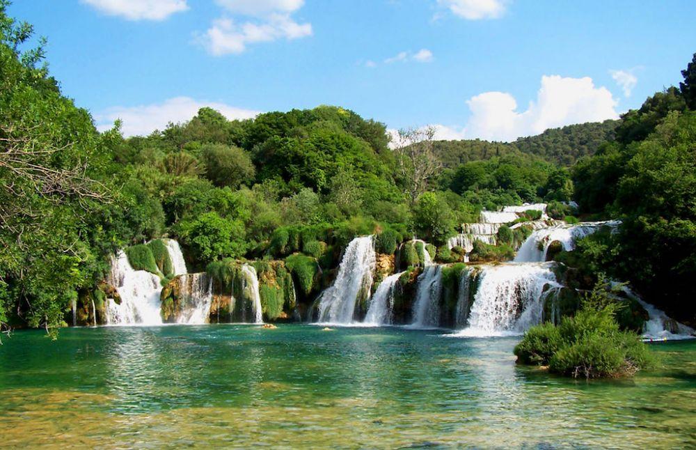 Krka natural park